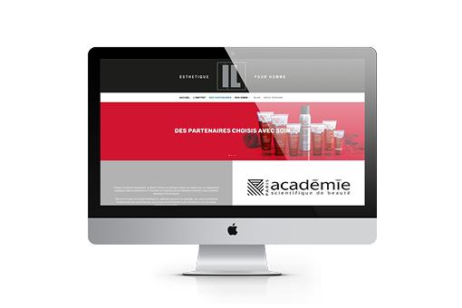 IL Esthétique site web partenaires