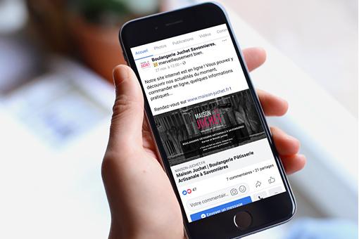 ParJupiter site web mobile