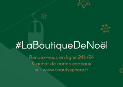 Noël beautysphere