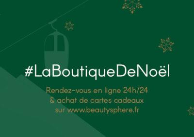 Noël beautysphere