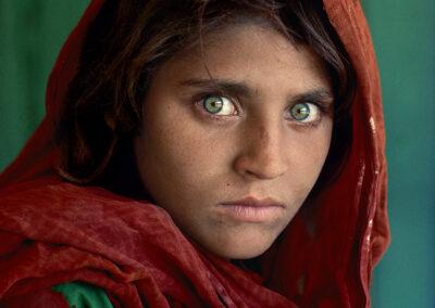 Exposition Steve McCurry