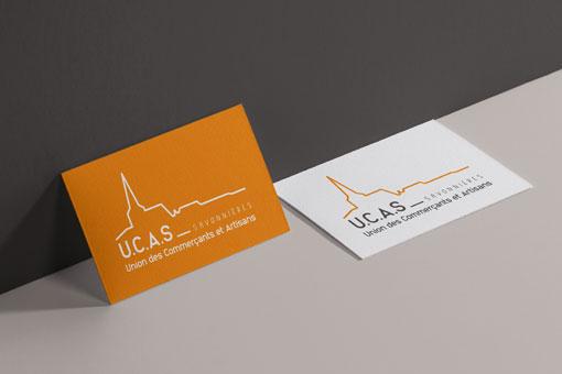 Carte de visite de l'UCAS