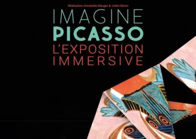 Expo Imagine Picasso