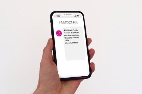 SMS Frederic Moréno