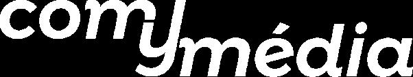Logo Com y Média