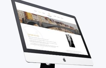 Site web Millésime Estate