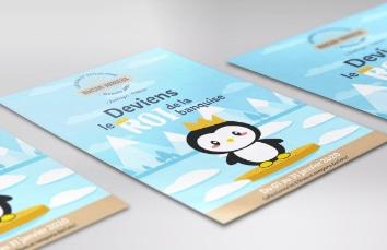 Flyer pingouins Maison Nardeux