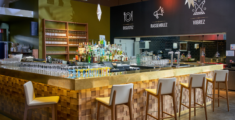 Bar et cuisine Oscar
