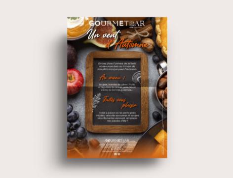 Flyer Gourmet Bar