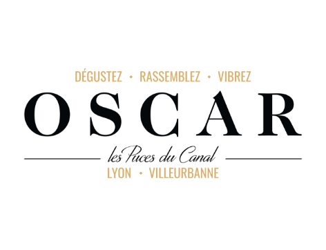 Logo Oscar - Les Puces du Canal