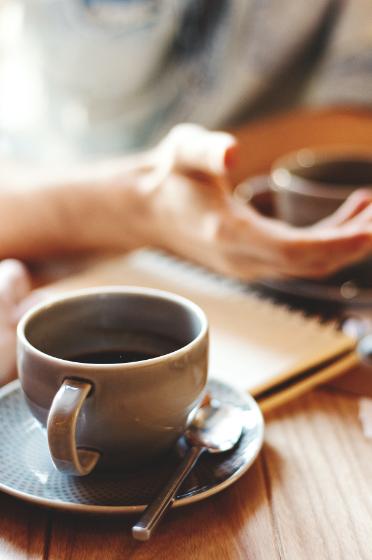 Café réunion